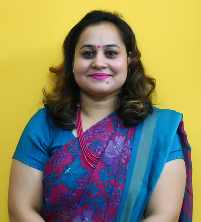 Mrs. Sunali  (Director Allied)